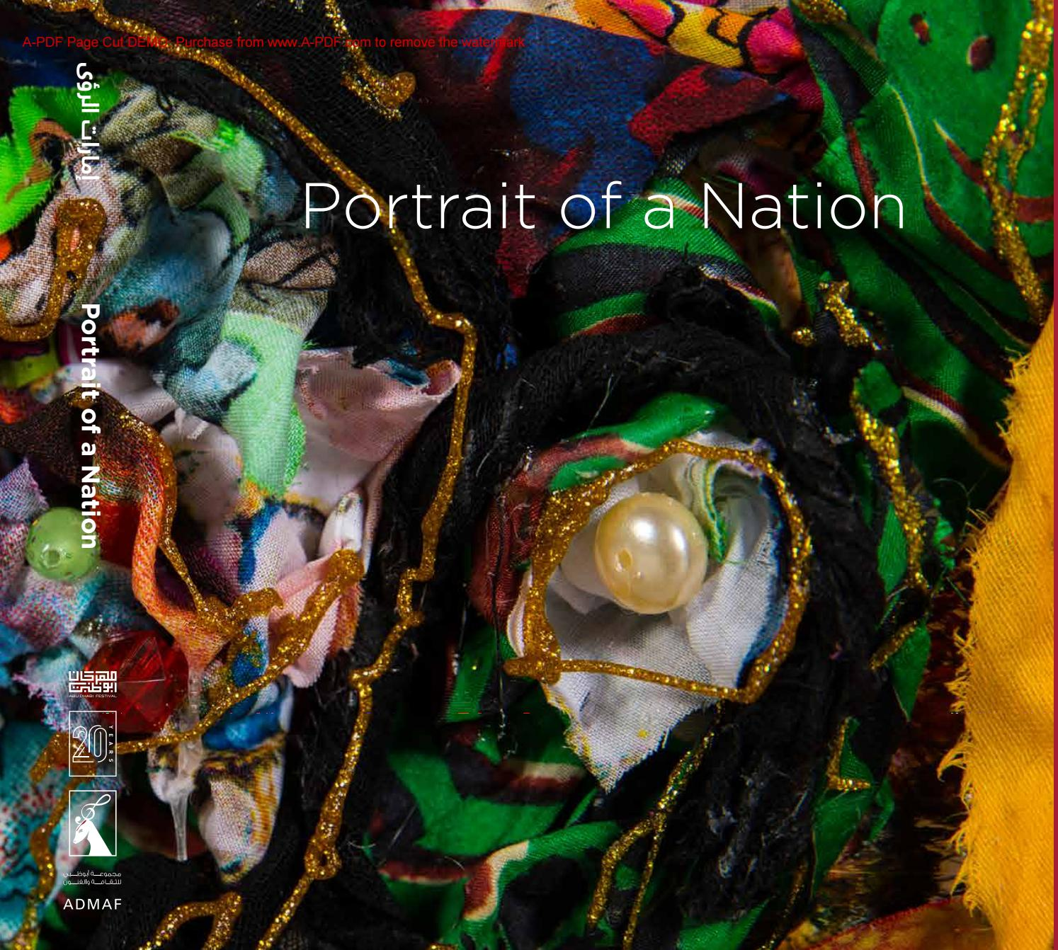 c88784e15 Portrait of a Nation by Abu_Dhabi_Festival - issuu