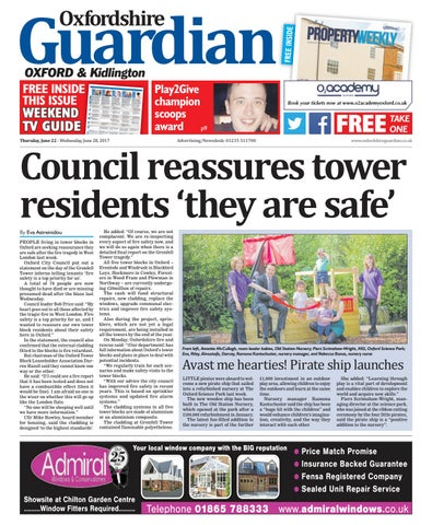 foto de 22 june 2017 oxfordshire guardian city by Taylor Newspapers - issuu