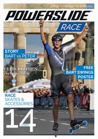 11fd3a17473 Powerslide Race Magazine 2016 by Powerslide - issuu