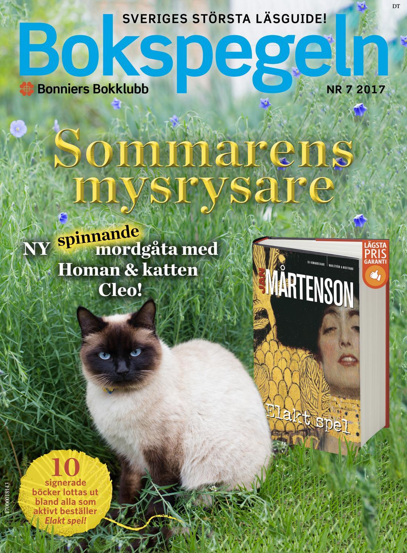 abf0d03a98d Bokspegeln nr 7 2017 by Bonnierforlagen - issuu