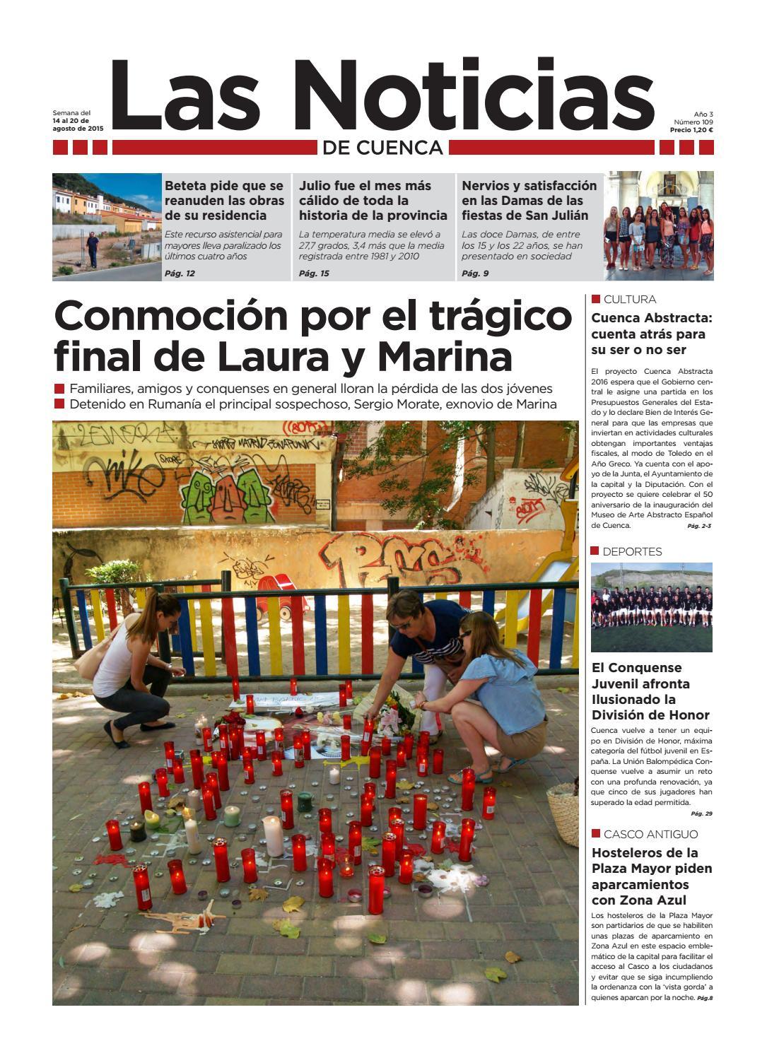109 by Las Noticias de Cuenca - issuu