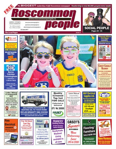 e8095519a1d 2017 06 23 by Roscommon People - issuu