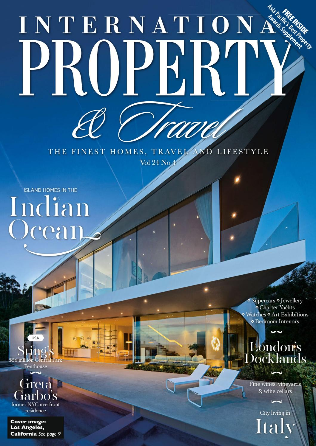 real estate vission house am intermediat cu 20 mai best new interior designers International Property u0026 Travel Volume 24 Number 4 by International Property  Media - issuu