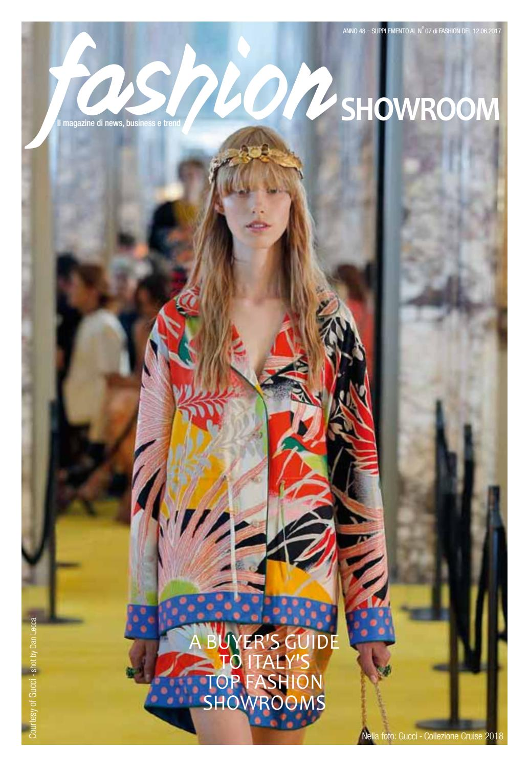Flip page showroom giu 2017 by Fashionmagazine - issuu e6914847373