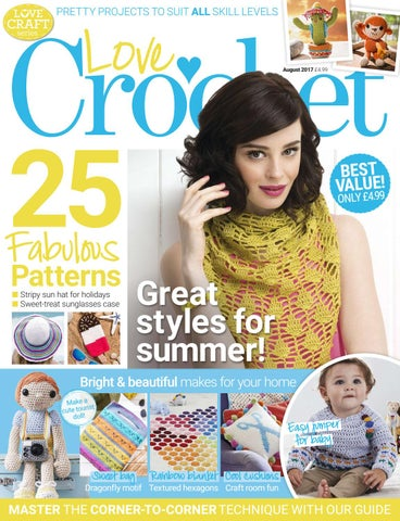 Inside crochet issue 83 by barbarabb issuu fandeluxe Gallery
