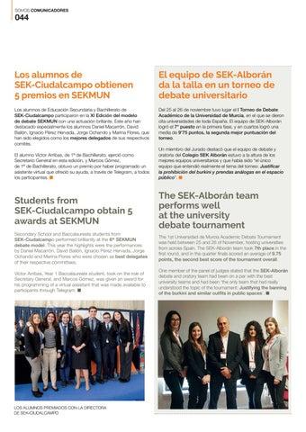Somos SEK 2017 by Comunicación IESEK - issuu 490f005d3a