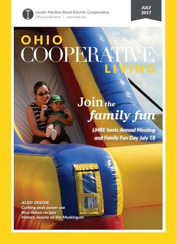 Ohio cooperative living july 2017 lorain medina by Ohio Cooperative
