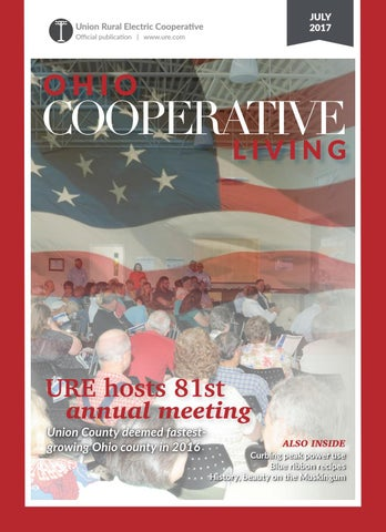 f7fc52fc24 Ohio cooperative living july 2017 union by Ohio Cooperative Living ...
