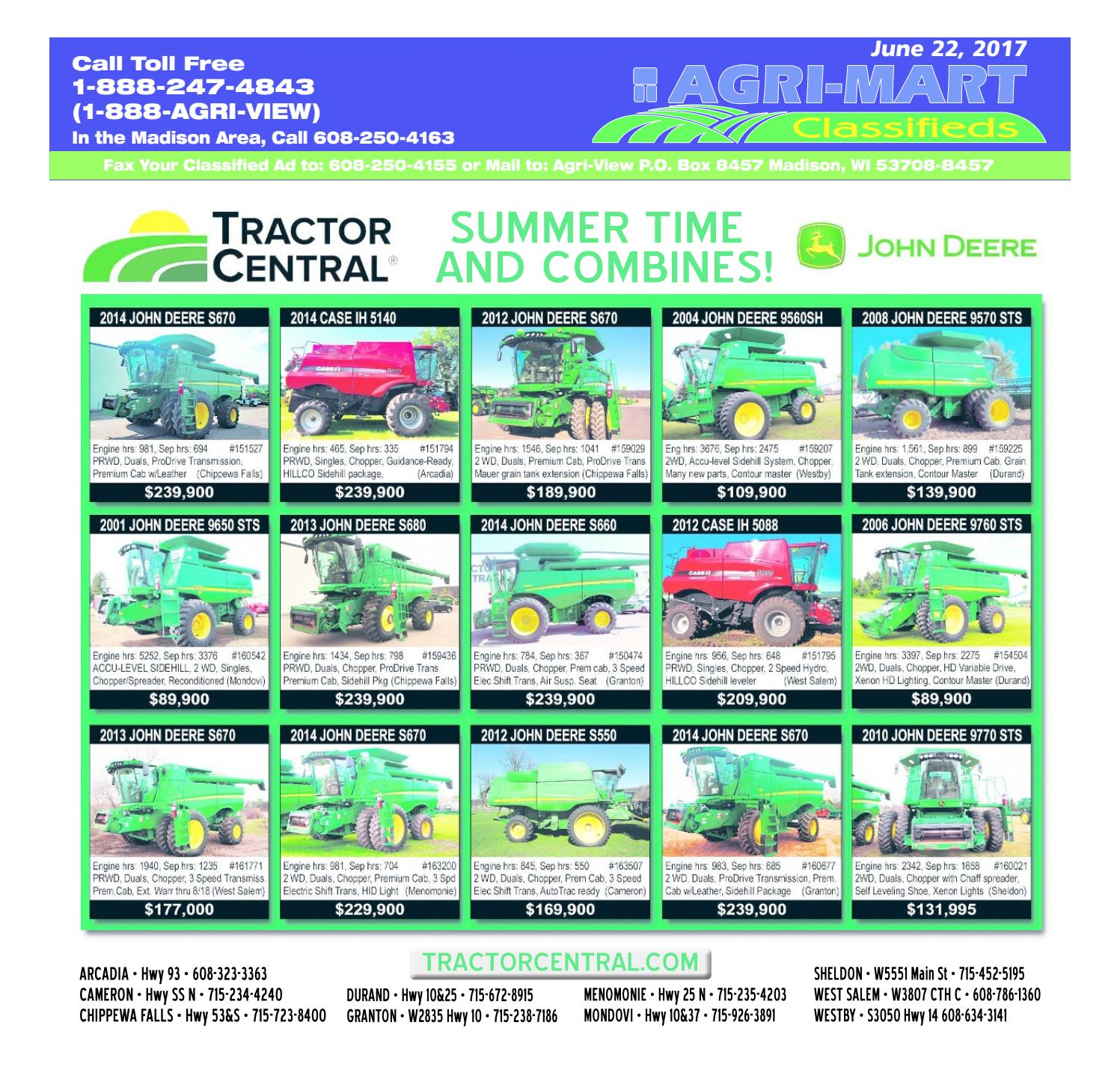 June 22, 2017 Agri-Mart by Madison com - issuu