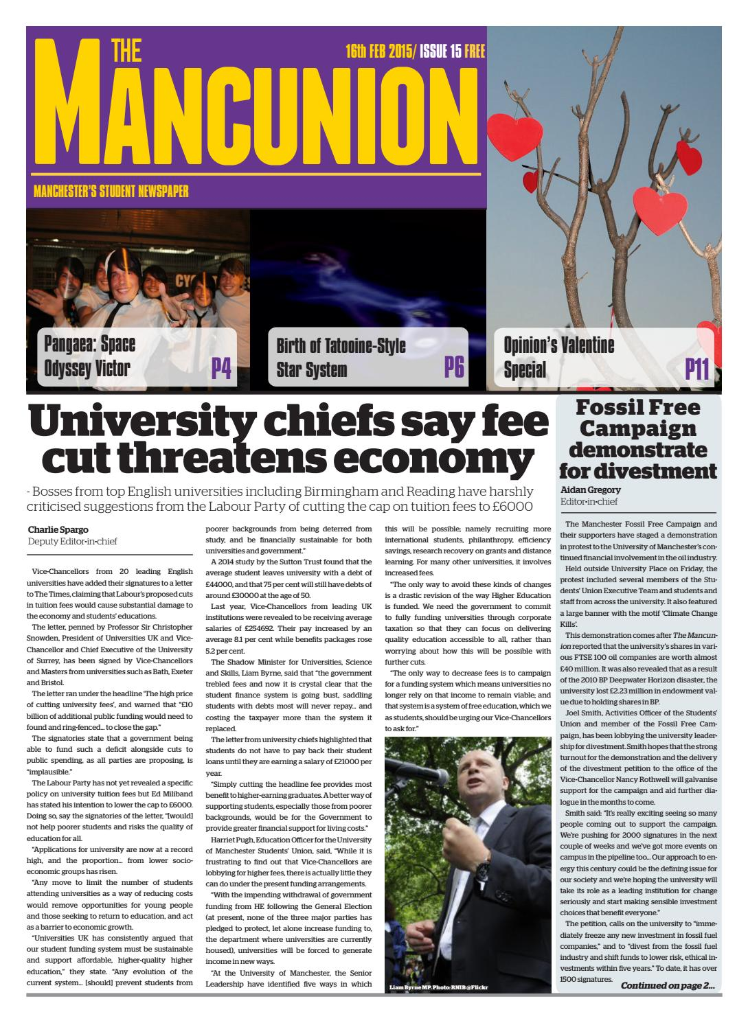 Issue15 By The Mancunion Issuu Basic Dc Fan Speed Circuit Flickr Photo Sharing