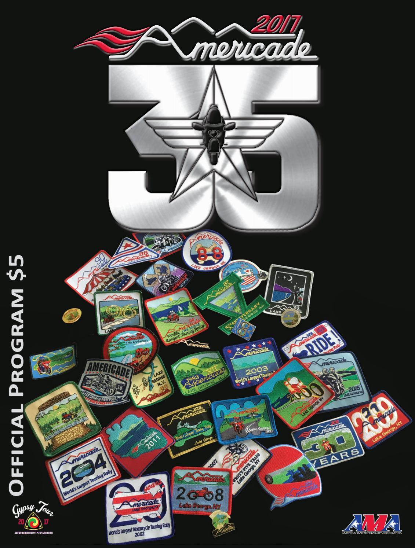 2017 Official Americade Program by Christian Dutcher - issuu