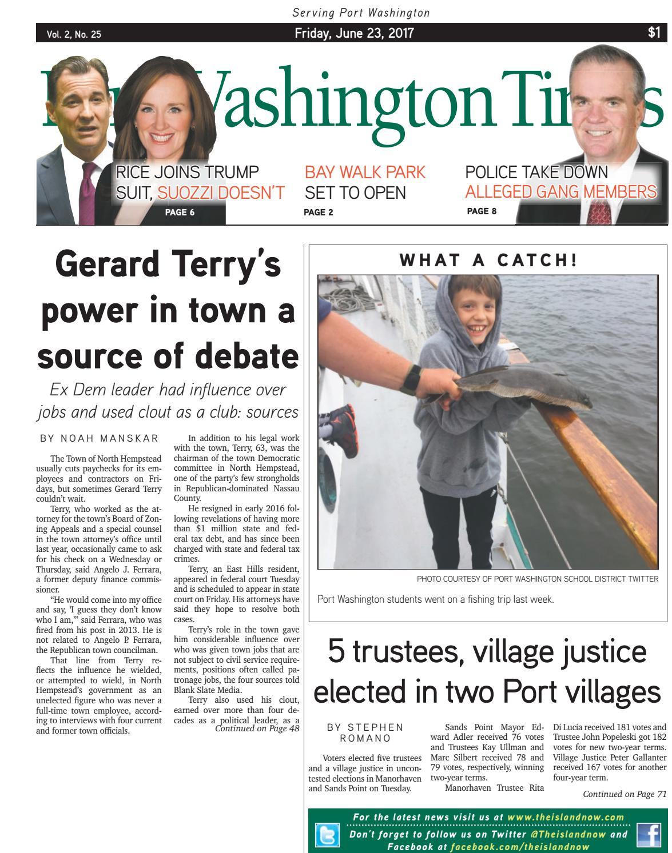 Port Washington Times 06 23 17