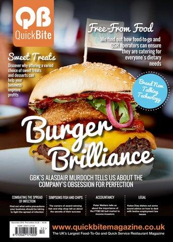 Quickbite Magazine December 2016 By Mvhmedia Issuu