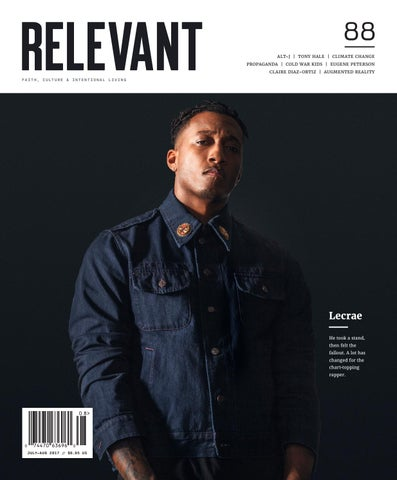 RELEVANT - Issue 88 - July/August 2017