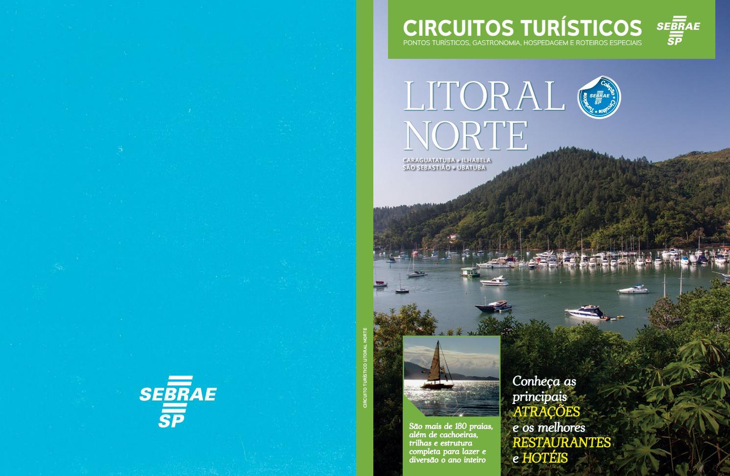1ee10c9c1 Circuitos Turísticos Sebrae-Sp - Litoral Norte by Sebrae-SP - issuu