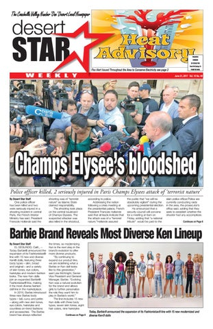 The Coachella Valley Number 'One' Desert Local Newspaper