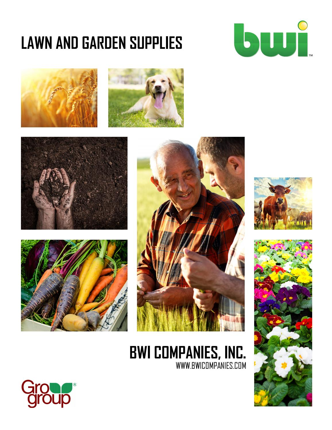 BWI Lawn & Garden Supplies by BWI Companies, Inc  - issuu