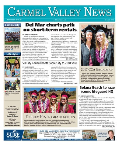 0c8cd90b16f Carmel Valley News 06 22 17 by MainStreet Media - issuu