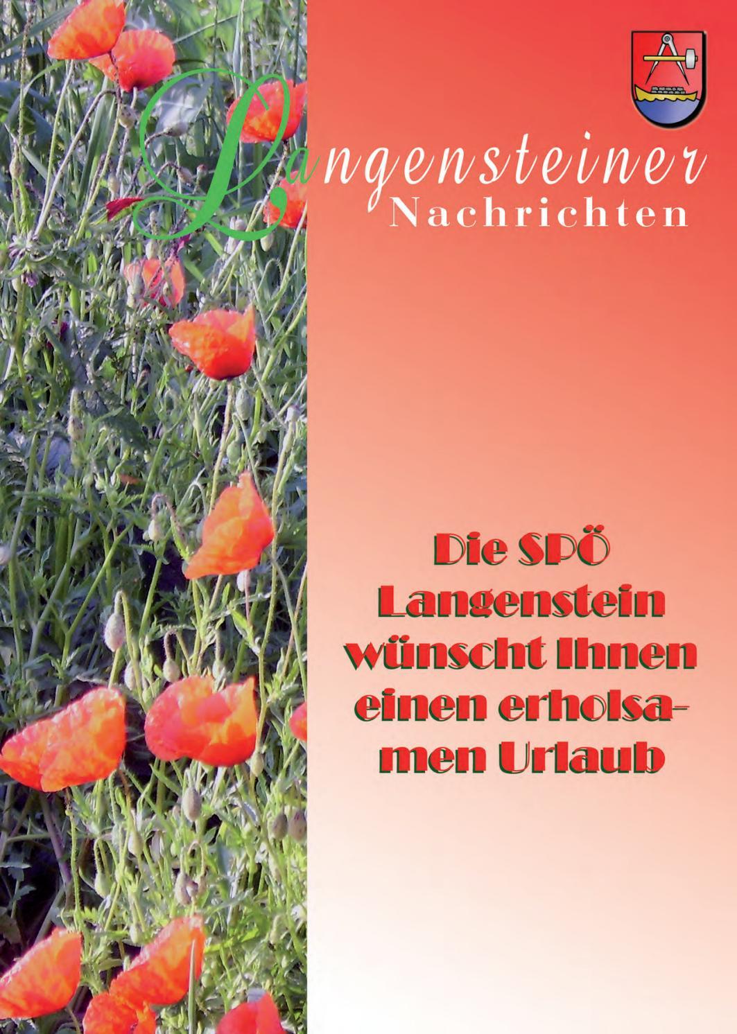Singles in Langenstein bei Perg und Flirts - flirt-hunter