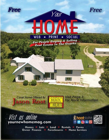 Your New Home July