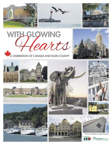 St Thomas with glowing hearts 2017 by St Thomas/Elgin Weekly