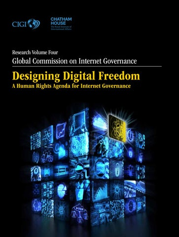 Designing Digital Freedom A Human Rights Agenda For Internet
