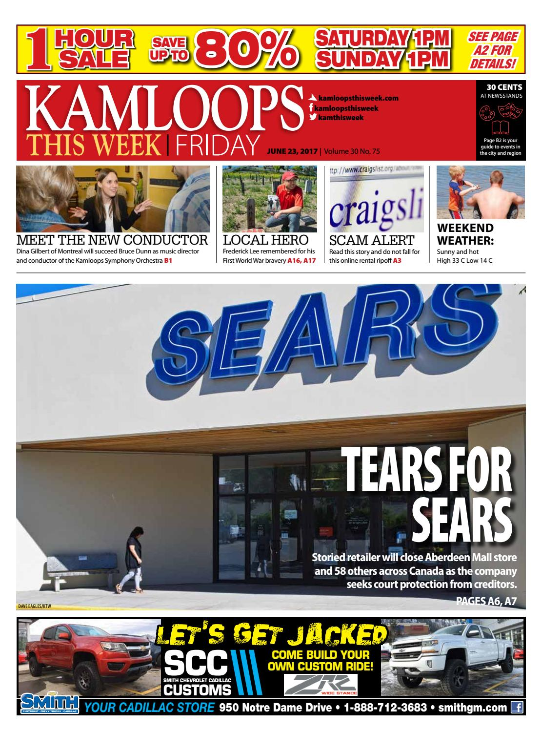 Kamloops This Week June 23, 2017 by KamloopsThisWeek - issuu