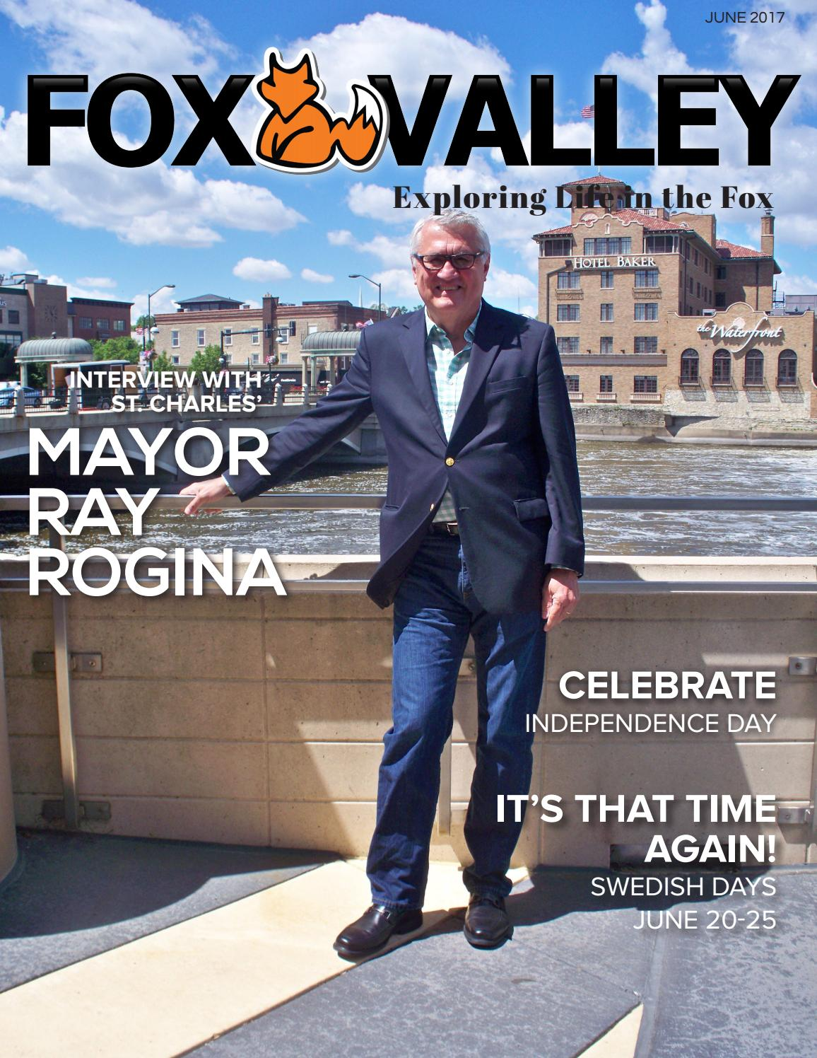 Fox valley magazine june 2017 by when how issuu for St charles craft show 2017