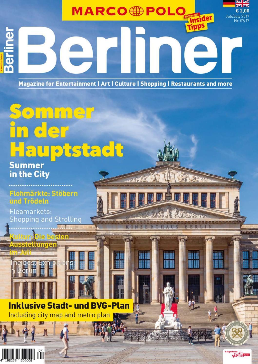 Marco Polo Berliner #07/17 by Berlin Medien GmbH - issuu