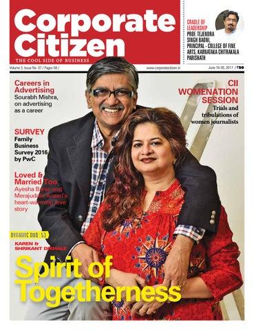 Volume3 issue 7 corporate citizen
