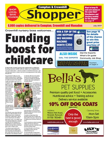 Plymouth shopper july 2017 by cornerstone vision issuu page 1 fandeluxe Images