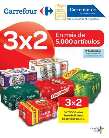 3x2 Carrefour 23 Junio By Ofertas Supermercados Issuu