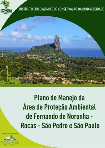 a3ec3ba944a49 Revisão do Plano de Manejo da APA de Fernando de Noronha - 2017 by ...