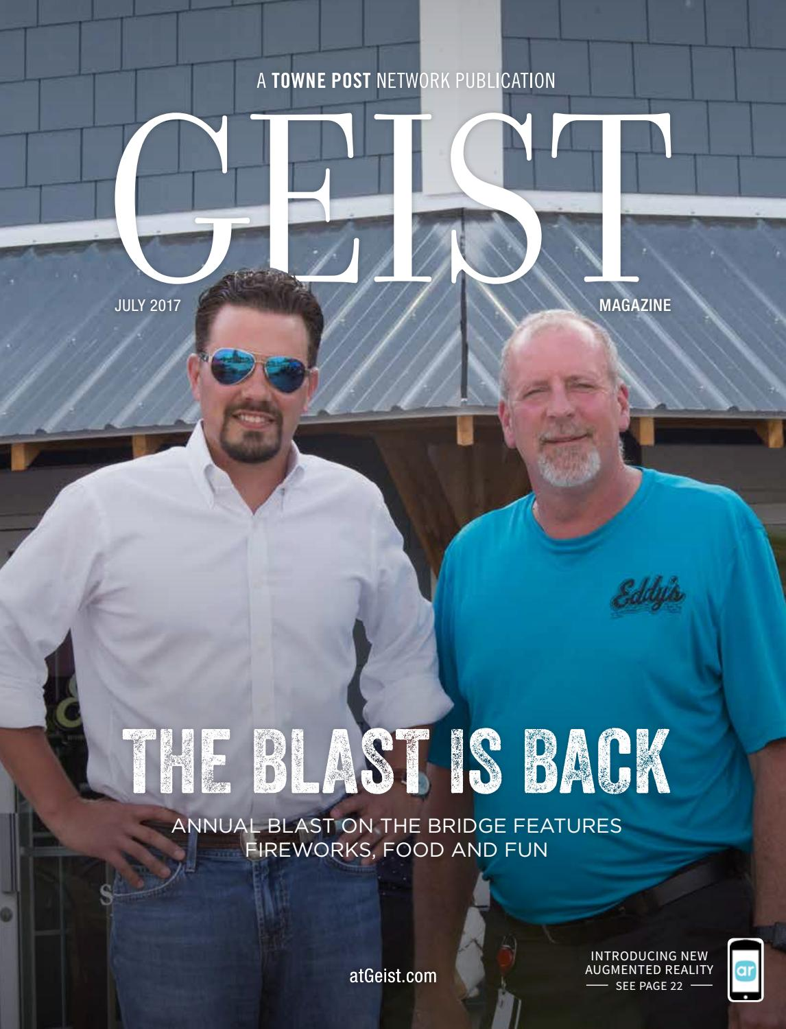 geist magazine july 2017 by towne post network inc issuu