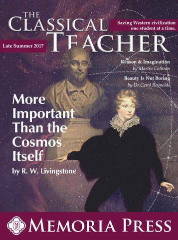 The classical teacher late summer 2017 by memoria press issuu page 1 fandeluxe Image collections