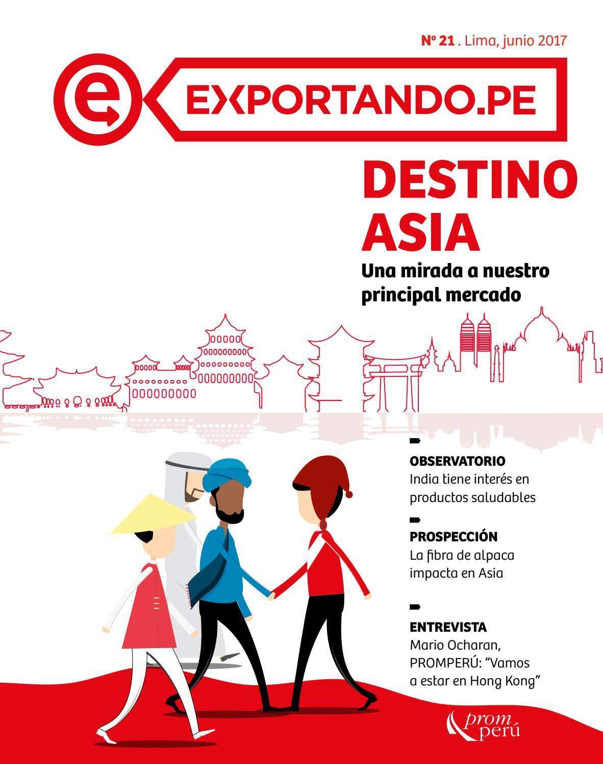 Revista Exportando.Pe N°21 by PROMPERÚ Exportaciones - issuu
