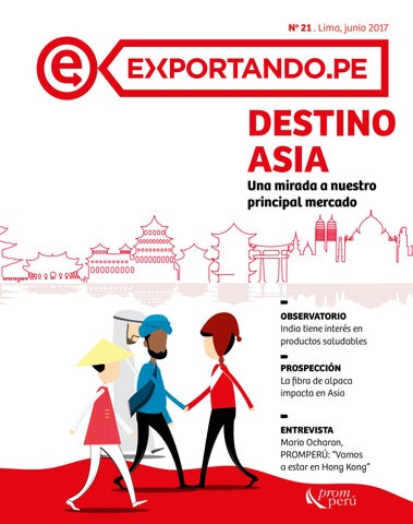 Revista Exportando.Pe N°21 by PROMPERÚ Exportaciones - issuu 263ab85f954