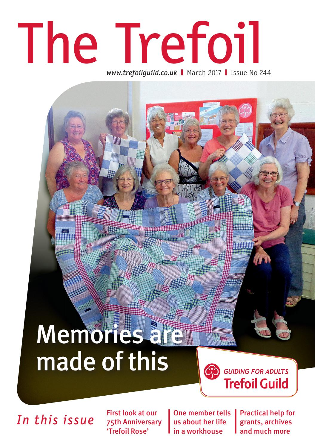 The Trefoil March 2017 By Girlguiding Issuu