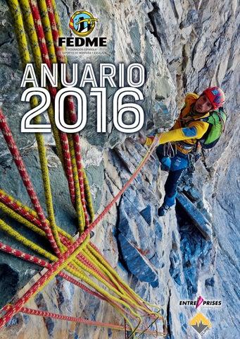 36c0912a05 Anuario fedme 2016 by FEDME - issuu