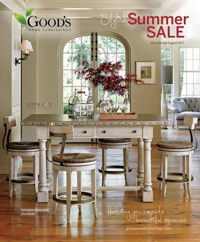 Good s Home Furnishings Summer Sale 2017. Goods Home Furnishings   issuu