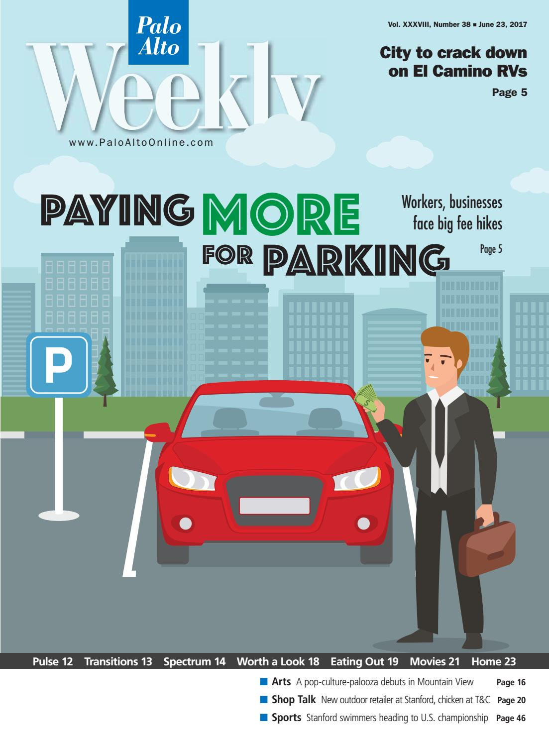 Palo Alto Weekly June 23, 2017 by Palo Alto Weekly - issuu