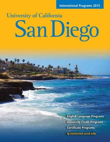 UC San Diego by CI Intercâmbio e Viagem - issuu
