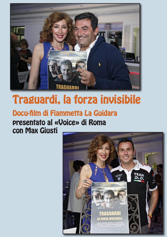 Traguardi - La forza invisibile by Fiammetta La Guidara Press - issuu