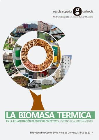 LA BIOMASA TÉRMICA EN LA REHABILITACIÓN DE EDIFICIOS COLECTIVOS ...