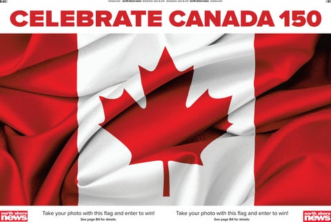 Celebrate Canada 150 By Nsn Features Issuu