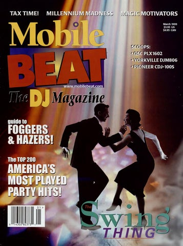 Issue 051 March 1999 Swing Thing By Mobile Beat Magazine Issuu