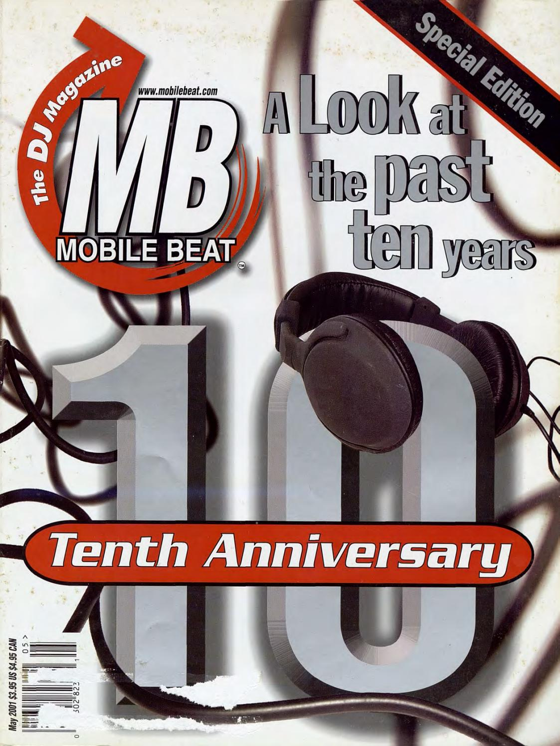 Issue 066 May 2001 A Look At The Past Ten Years Tenth Anniversary By Mobile Beat Magazine Issuu