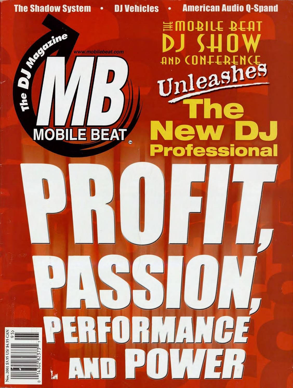 Issue 069 November 2001 Profit Passion Performance And Power 200w Leach Amplifier By Mobile Beat Magazine Issuu