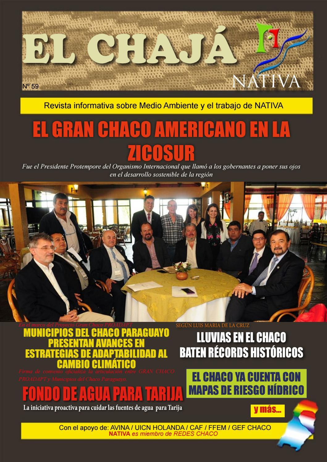 El Chaja Ed. 50