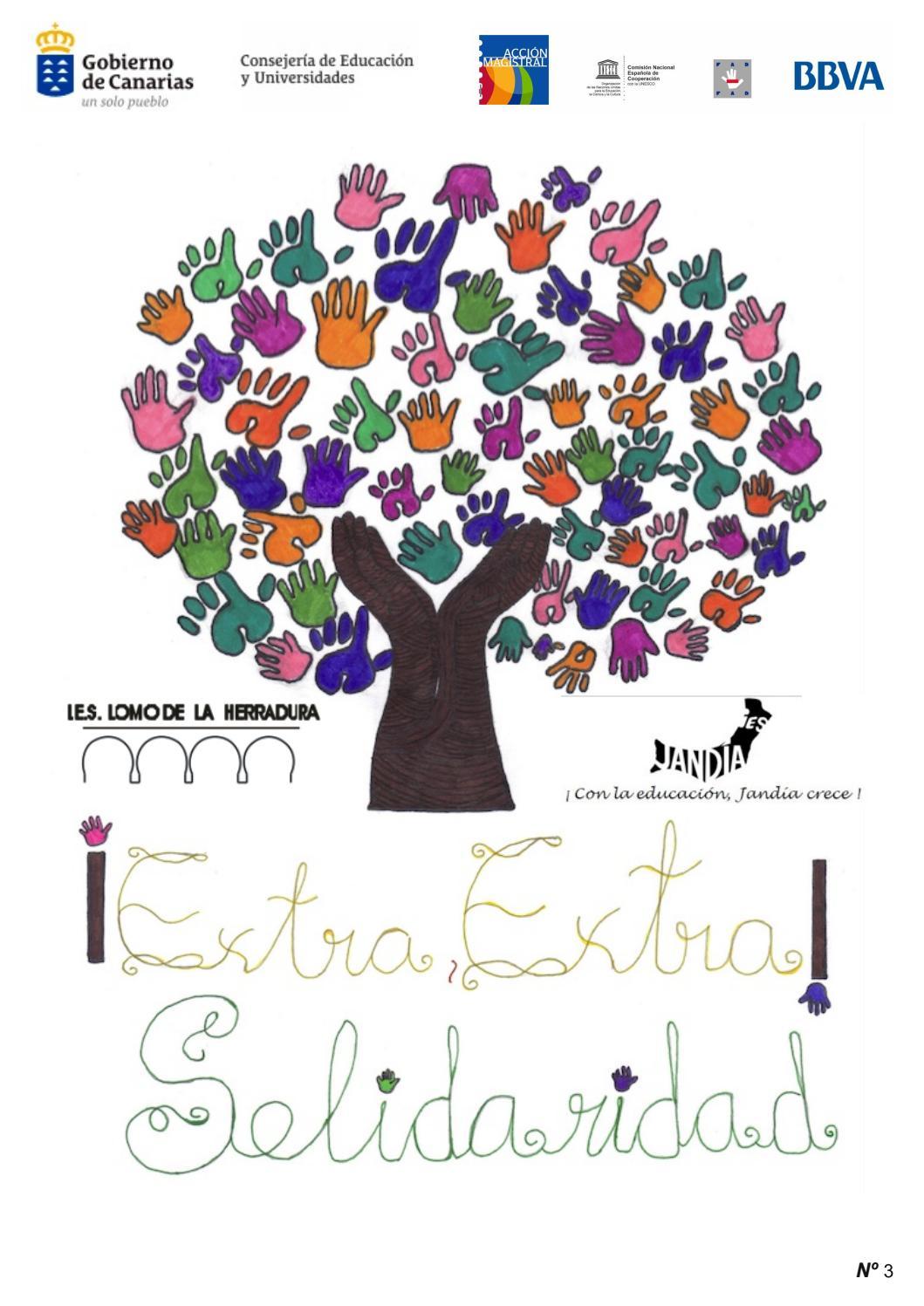 ¡Extra, extra! Solidaridad, nº 3